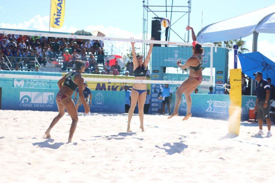 voleibol playa chetumal