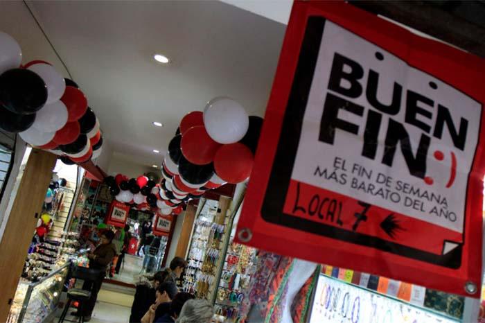 La próxima semana inicia el Buen Fin en México