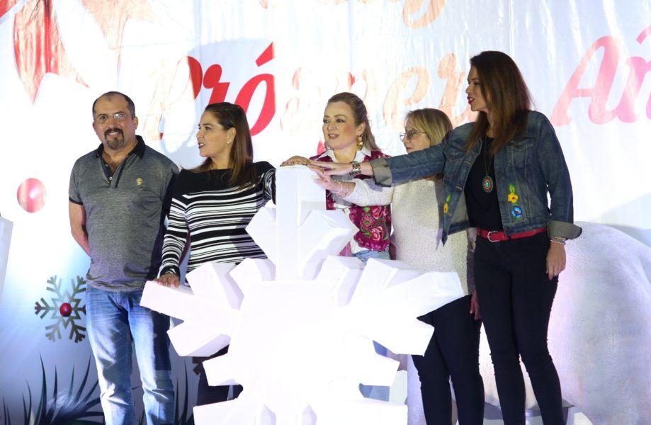 pista de hielo en cancun 2018