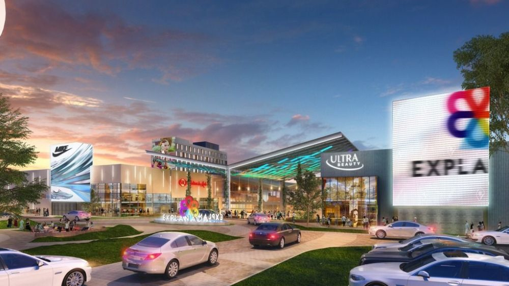 grand outlet riviera maya proyecto