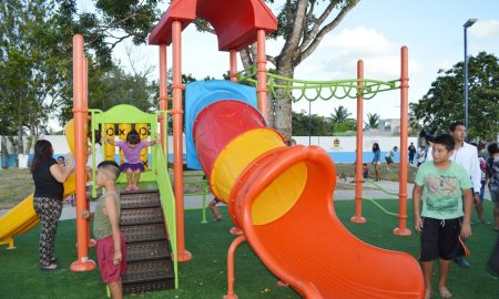 Parque Colonia Merino Fernández