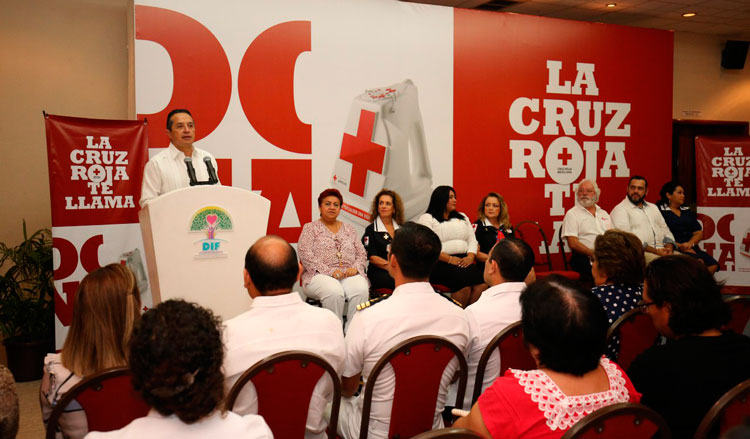 Colecta Cruz Roja 2019