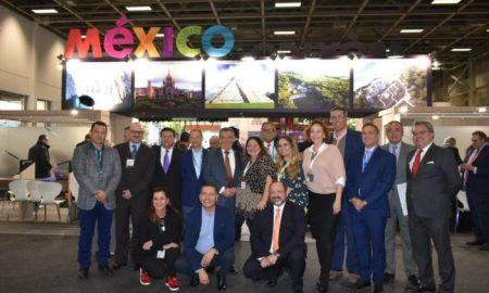 mexico feria berlin turismo