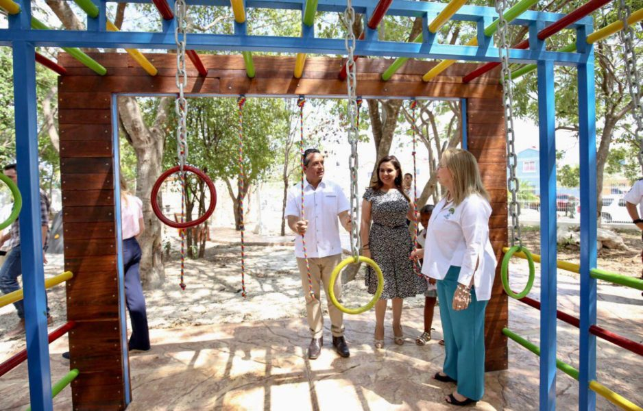 nuevo parque villas otoch paraiso