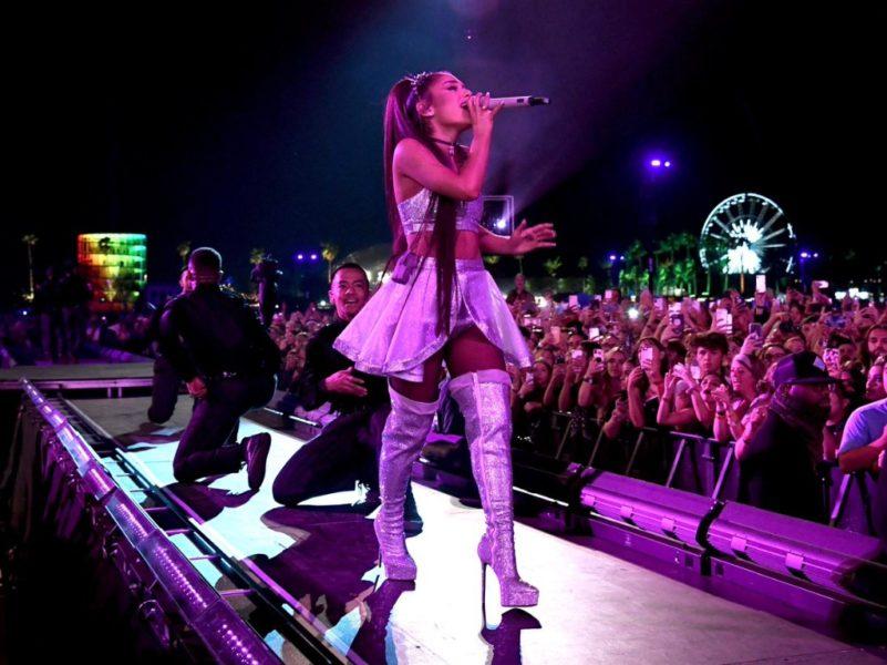 Ariana Grande Coachella hoy