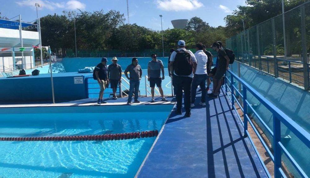Alberca Olímpica de Cancún