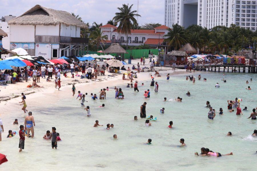 cancun turismo semana santa