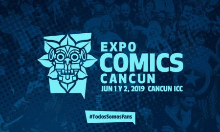 Expo Comics Cancún 2019