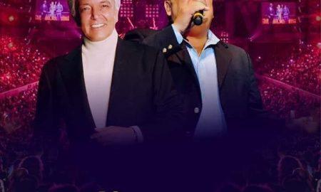 Leo Dan y Alberto Vázquez en Mérida