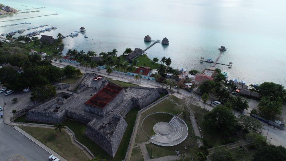 hotel Boca de Agua en Bacalar