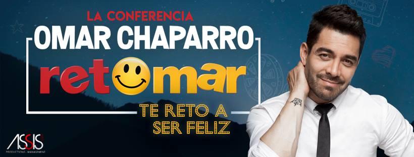 Omar Chaparro en Cancún