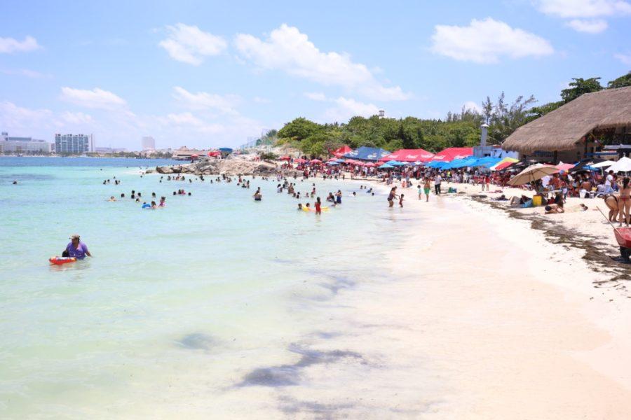 playas cancun semana santa