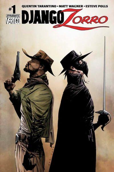 Crossover entre Django y El Zorro