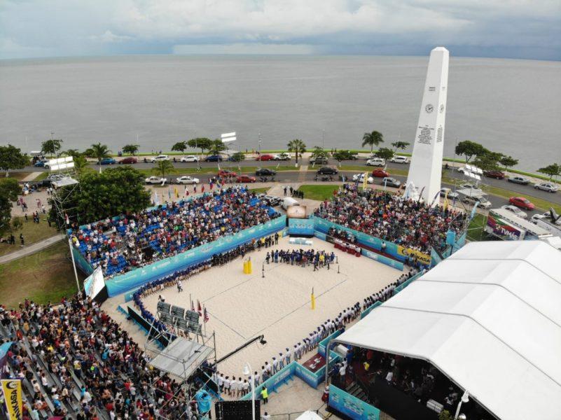 Tour Mundial de Voleibol de Playa 4-estrellas