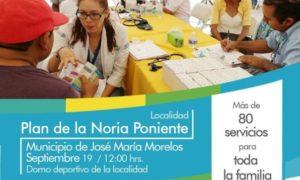 Juntos Avanzamos en José María Morelos