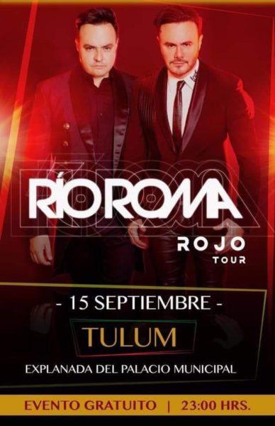 Río Roma en Tulum