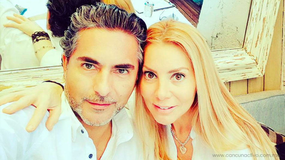 Raúl Araiza y Fernanda Rodríguez llevan separados varios meses