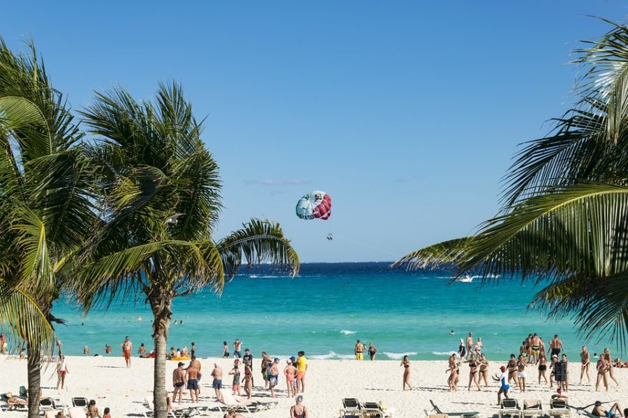 seguridad para tu viaje en Cancún