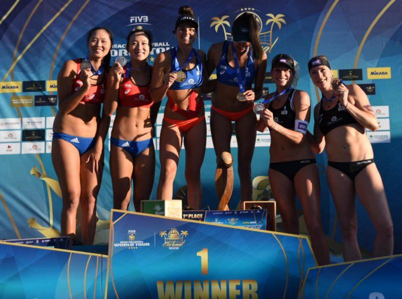Tour Mundial del Vóleibol de Playa regresa en 2020 a Quintana Roo