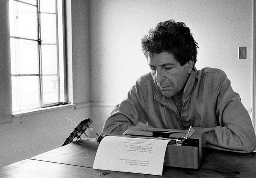 Aleluya, un himno de Leonard Cohen
