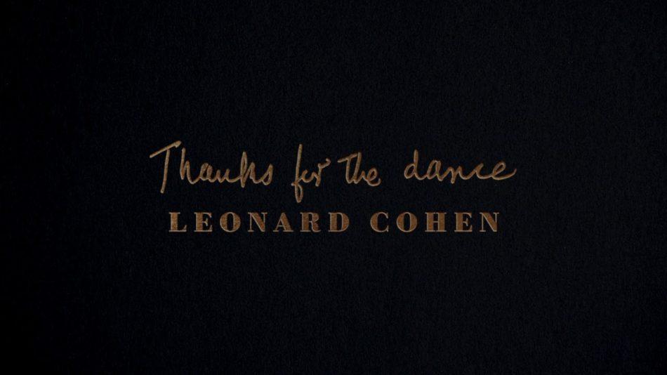 Primer disco póstumo de Leonard Cohen