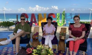 Ventaneando desde Cancún