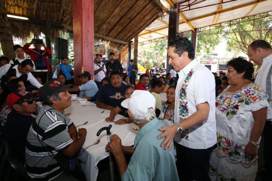 Día Estatal de la Cultura Maya