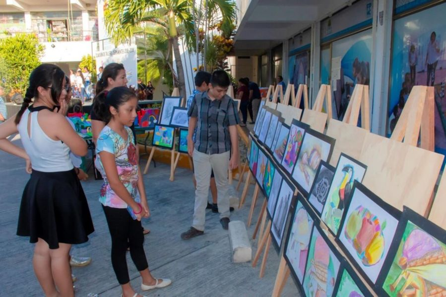 Casi 28 mil personas participaron en cursos y talleres que impartió este año la Fundación de Parques y Museos de Cozumel