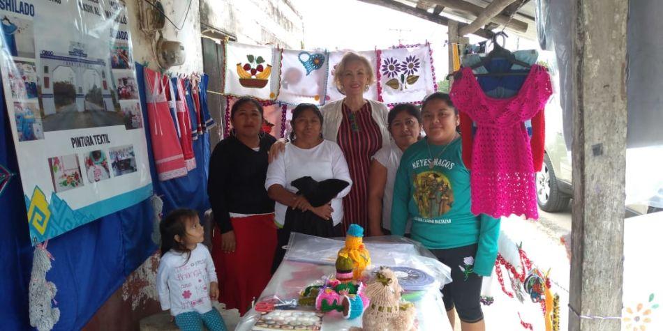 programa Crédito a la Palabra para Mujeres Emprendedoras