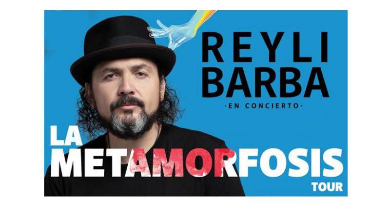 Reyli Barba en Cancún, el Día del Amor y la Amistad