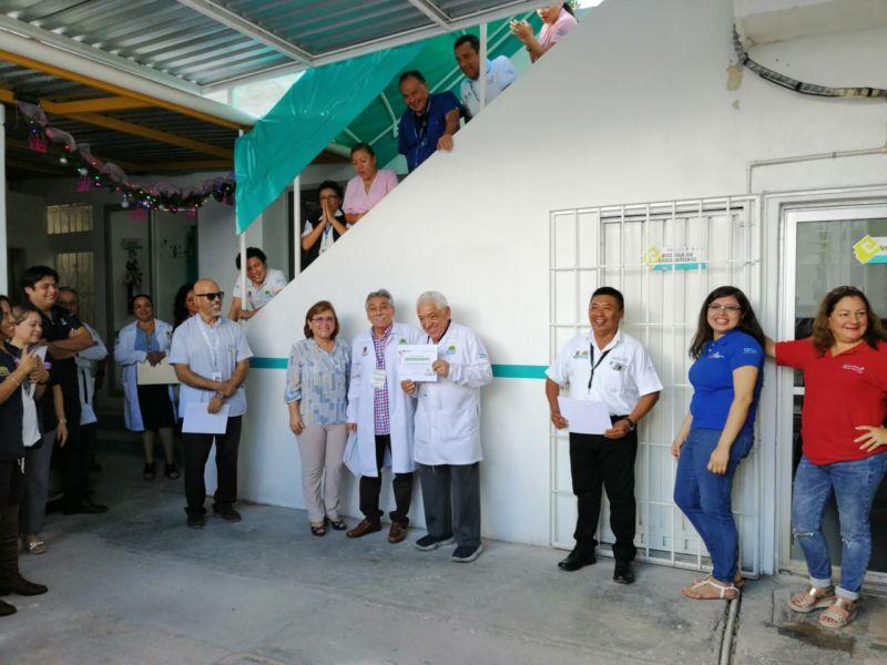 Exitosa participación de personal de SESA en programa de control nutricional