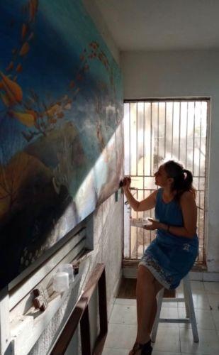Fundación de Parques y Museos de Cozumel realizará la exposición de Laura Hoyo