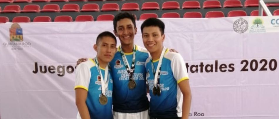 Cancún triunfa en competencia estatal clasificatoria de karate