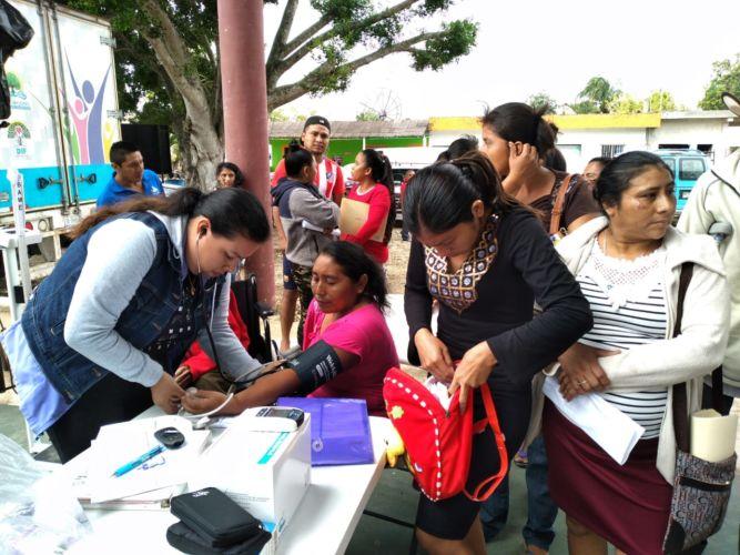 Caravana Juntos Avanzamos ha brindado servicios a más de 152 mil personas