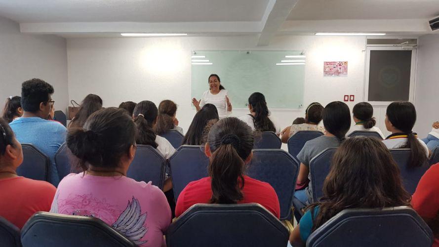 Realizan foros y talleres para prevenir la violencia contra mujeres