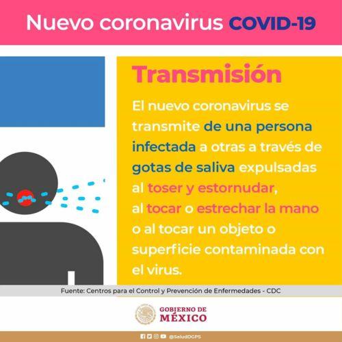 Medidas para evitar el contagio de enfermedades respiratorias como el coronavirus