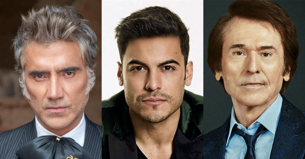 Nuevas fechas de conciertos en Mérida: Alejandro Fernández, Carlos Rivera y Más