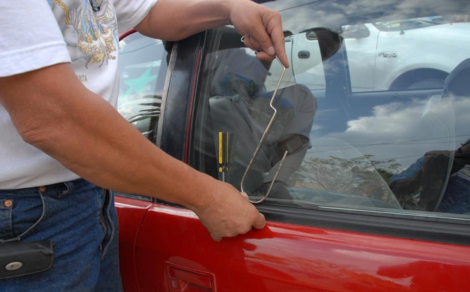 En 2019 aumentó el robo de autos en Quintana Roo