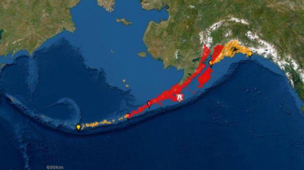 Alerta de tsunami para Alaska tras un terremoto de 7.8 grados