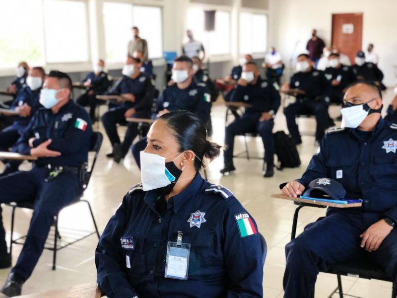 Cancún tendrá Policía de Reacción COVID-19, éstas serán sus funciones