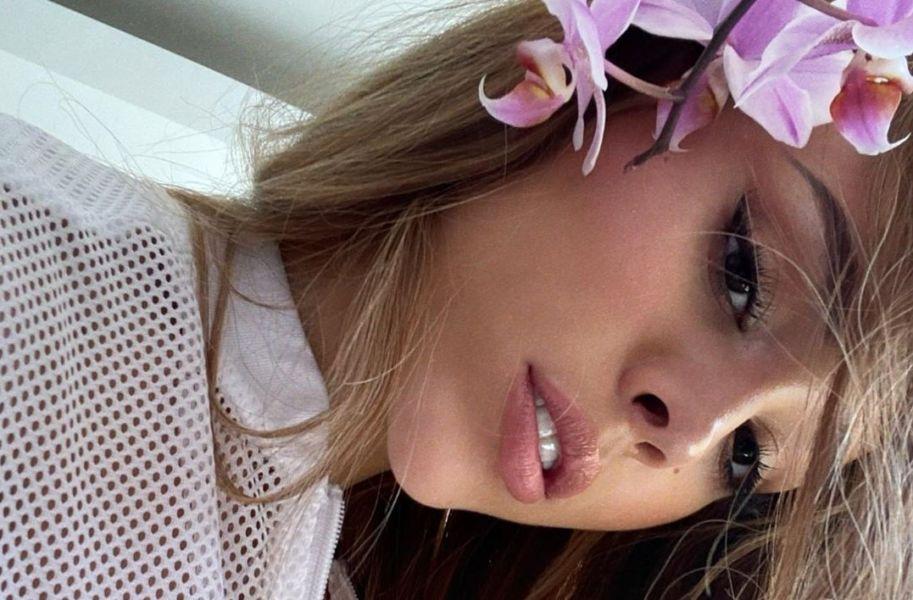 Danna Paola en bikini incendia las redes desde Cancún