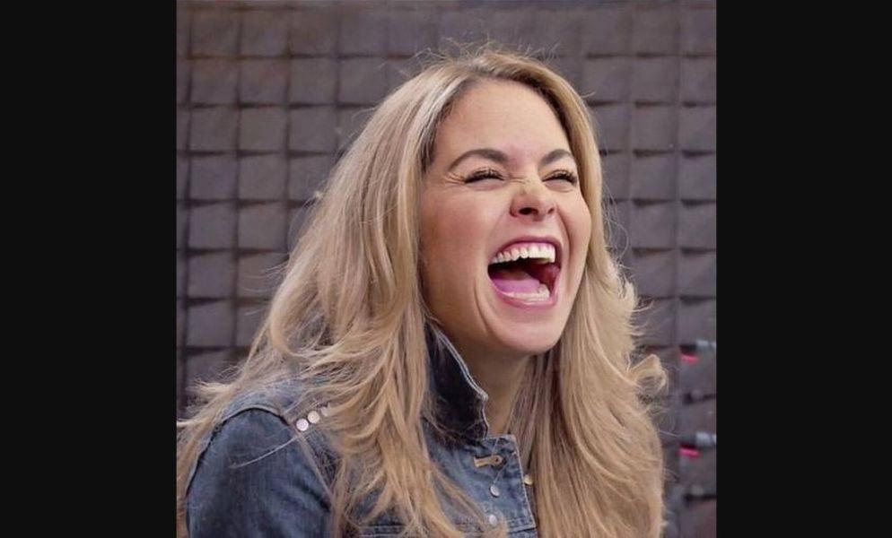 Comparte Lucero sus bloopers de telenovela