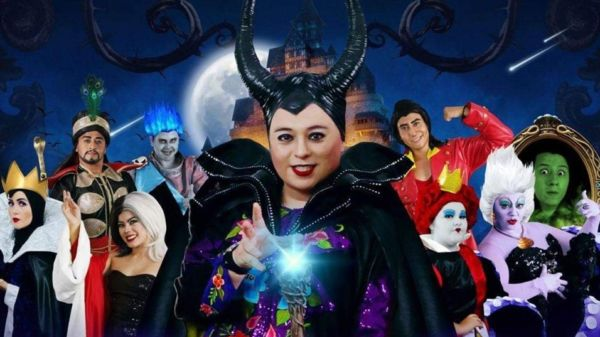 """Próximo show de Tila Maria Sesto """"Y vivieron villanos por siempre"""""""