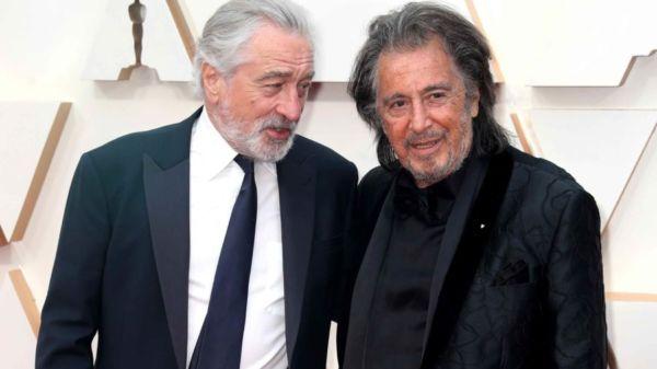 Robert de Niro, Al Pacino y Lady Gaga en la nueva película de Ridley Scott