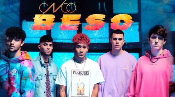 CNCO estrenará canción durante los MTV VMA´s 2020