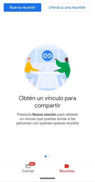 Google Meet la mejor opción para videollamadas gratis