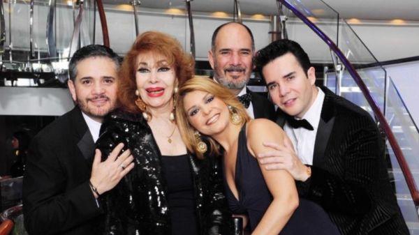 Fallece la señora Itatí Zucchi, madre de la actriz Itatí Cantoral