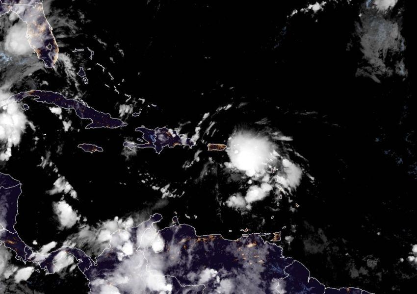 Laura impactará las islas del Caribe y será huracán en el Golfo de México