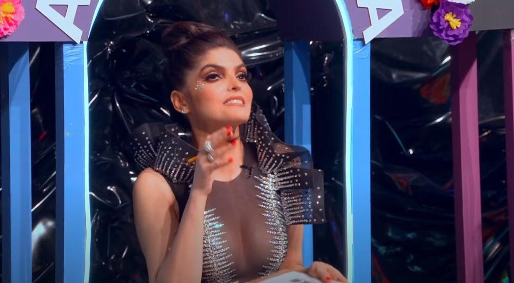 Ana Barbara derrocha sensualidad y belleza en La Más Draga 3