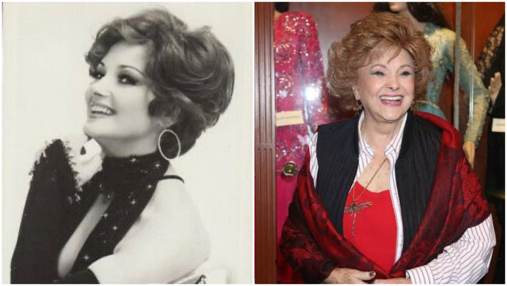 Muere Angelita Castany, primera esposa de Chabelo